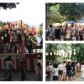 碑文谷公園の盆踊り