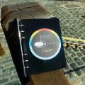 本物のアナログレコードで作ったノート Logu