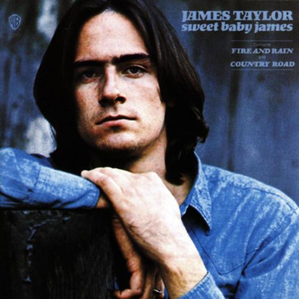 James Taylor 「Sweet Baby James」