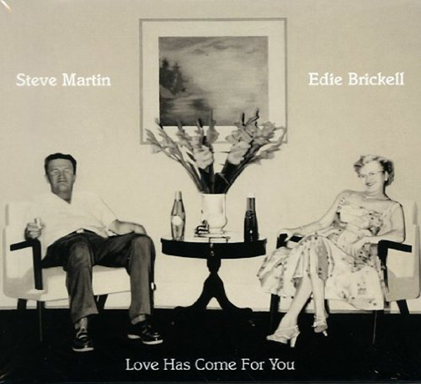 Steve Matin & Edie Brickell『Love Has Come For You』