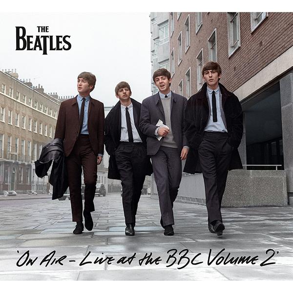 ビートルズ『オン・エア~ライヴ・アット・ザ・BBC Vol.2』