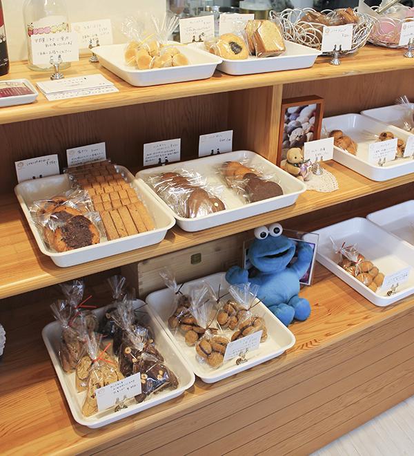 クッキーG店舗
