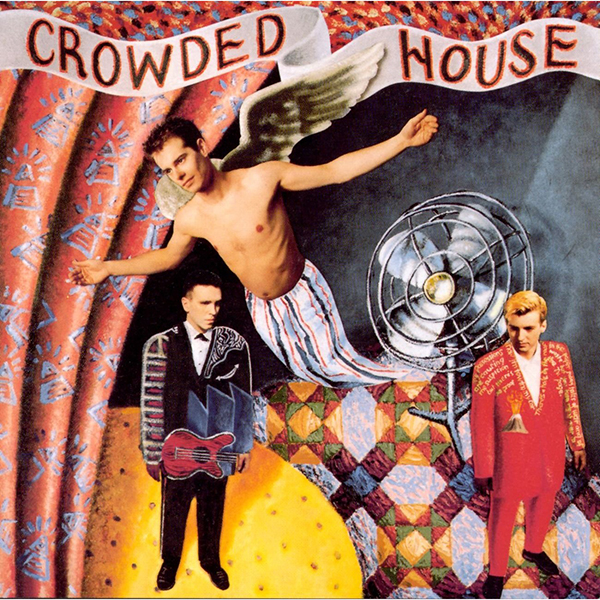 Crowded House「Crowded House」