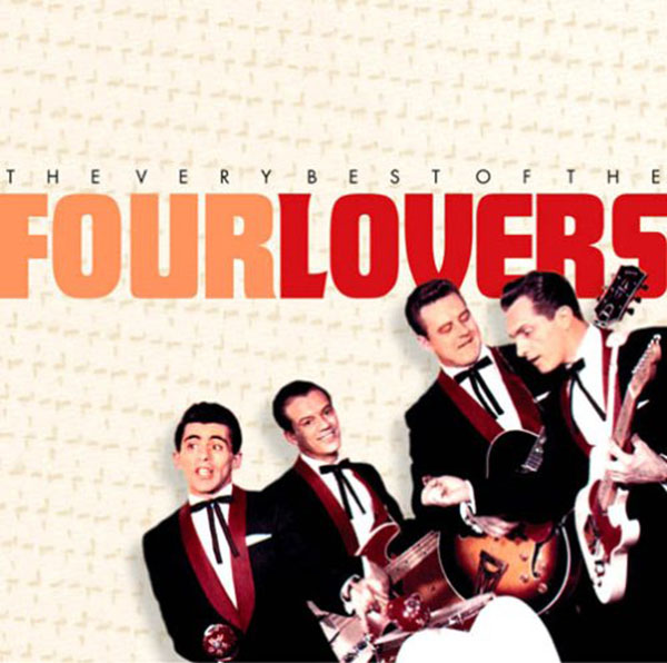 Four Lovers『Very Best of Four Lovers』