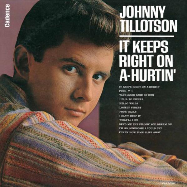 ジョニー・ティロットソン『イット・キープス・ライト・オン・ア・ハーティン』