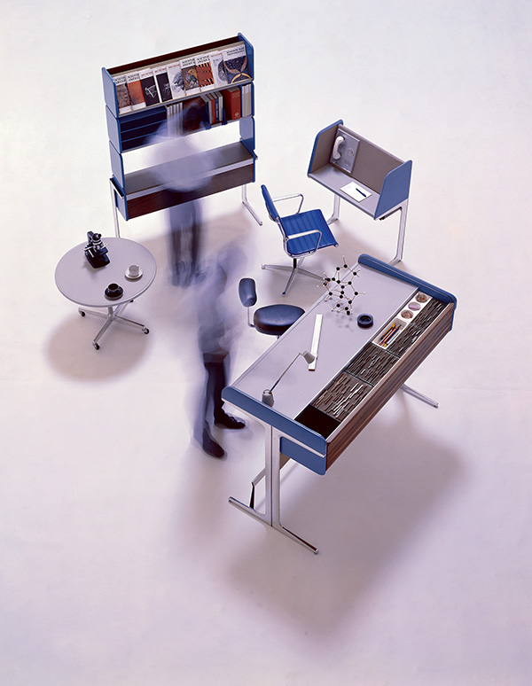 アクションオフィス I 1964 Action Office I, 1964 Photo: Vitra Design Museum Archiv