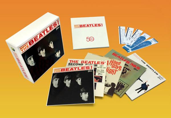 ビートルズ『ミート・ザ・ビートルズ<JAPAN BOX>』