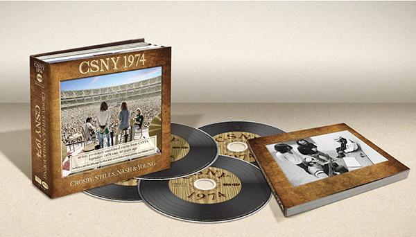 クロスビー、スティルス、ナッシュ&ヤング『CSNY 1974』