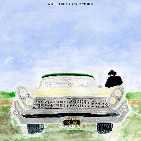 Neil Young 『Storytone』