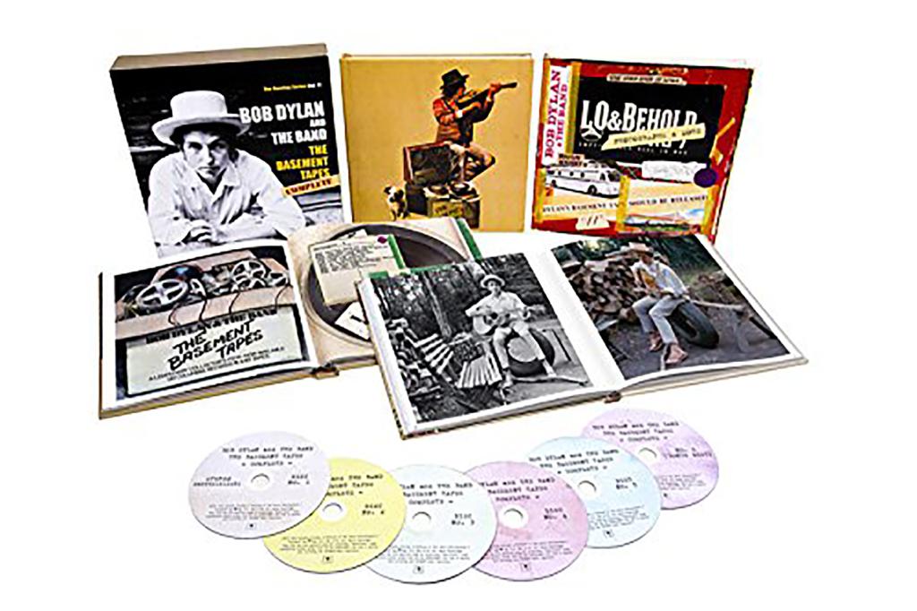 ボブ・ディラン&ザ・バンド『ザ・ベースメント・テープス・コンプリート』