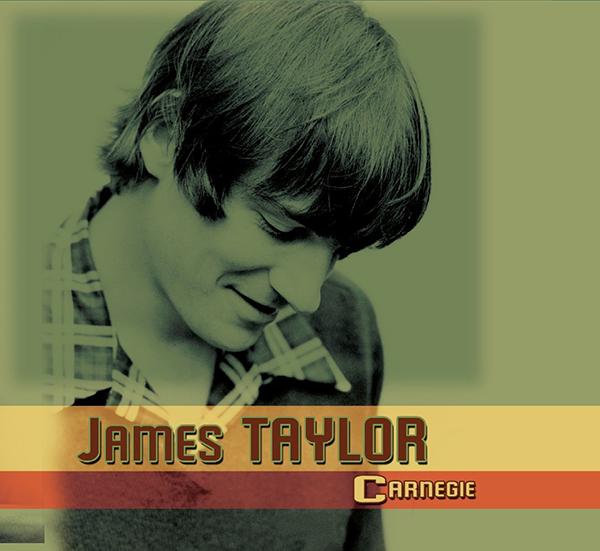 ジェイムス・テイラー『ライヴ・アット・ザ・カーネギー・ホール1974』
