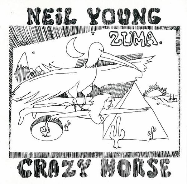 ニール・ヤング&クレイジーホース『ZUMA』