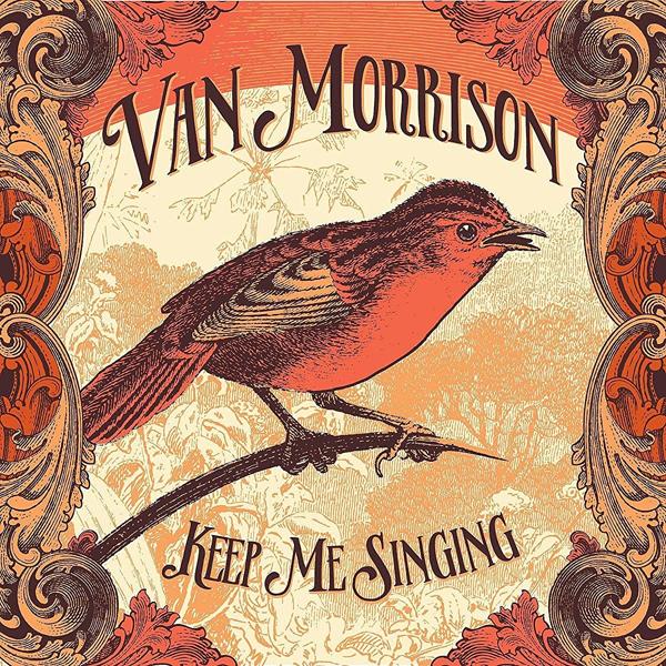 ヴァン・モリソン『Keep Me Singing』